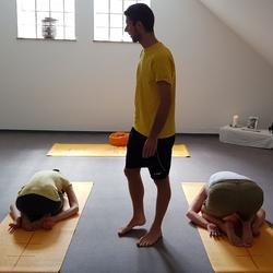 Yoga Workshop für Beginner